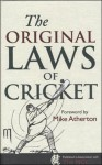 The Original Laws of Cricket - Bodleian Library, Mike Atherton