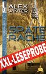 Späte Rache - Detective Daryl Simmons 6. Fall - Leseprobe - Alex Winter