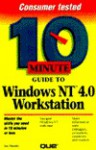 10 Minute Guide To Windows Nt Workstation 4. 0 - Sue Plumley