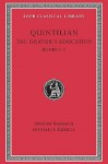 The Orator's Education, Volume II: Books 3-5 - Marcus Fabius Quintilianus, D.A. Russell