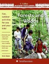 Forests and Woods (Collins Nature Explorers) - Nick Baker