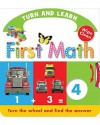 Turn and Learn First Math [With Marker] - Katie Cox