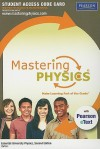 MasteringPhysics with Pearson eText Student Access Code Card for Essential University Physics - Richard Wolfson