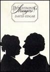 Entertaining Strangers - David Edgar