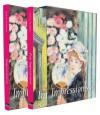 Impressionism and Post Impressionism (Two books in slip case) (Prestige) - Nathalia Brodskaya; Parkstone Press, Nathalia Brodskaya
