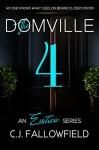 The Domville 4 - C.J. Fallowfield, Book Cover by Design, Karen J