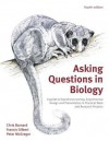 Asking Questions in Biology: A Guide to Hypothesis Testing, Experimental Design and Presentation in Practical Work and Research Projects - Chris Barnard, Peter Mcgregor