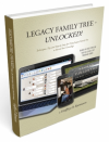 The Official Unofficial Guide to Using Legacy Family Tree - Geoffrey D. Rasmussen