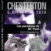 Las paradojas de Mr Pond I [The Paradoxes of Mr. Pond I] - Gilbert Keith Chesterton, Mikel Gandía, S.A. NEAR