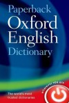 Paperback Oxford English Dictionary - Oxford Dictionaries