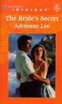 The Bride's Secret - Adrianne Lee