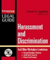 Harassment and Discrimination: And Other Workplace Landmines [With CDROM] - Gavin S. Appleby