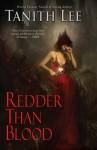Redder Than Blood - Tanith Lee