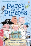 Percy and the Pirates - Russell Punter, Kate Sheppard