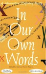 In Our Own Words: A Generation Defining Itself, Vol. 5 - Marlow Peerse Weaver, Oren Shafir