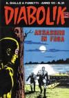 DIABOLIK (123): Assassini in fuga (Italian Edition) - Angela, Luciana Giussani