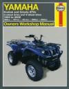 Yamaha Kodiak & Grizzly ATVs: 2-wheel drive and 4-wheel drive 1993 to 2005 - Ken Freund, Ken Freund
