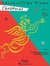 AdvanceTime Piano, Level 5: Christmas (Faber Piano Adventures) - Nancy Faber, Randall Faber