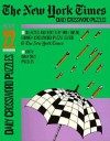 The New York Times Daily Crossword Puzzles, Volume 22 - Will Weng