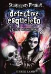 Días oscuros (Detective Esqueleto, #4) - Derek Landy