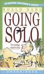 Going Solo: Going Solo (Audio) - Derek Jacobi, Roald Dahl