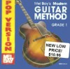 Mel Bay's Modern Guitar Method: Grade 1 Pop Version - William Bay, Nori Kelley