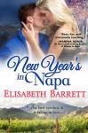 New Year's in Napa (West Coast Holiday Book 2) - Elisabeth Barrett