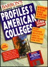 Barron's Profiles of American Colleges W/Disks [With Two 3 1/2 Inch Disks (Macintosh and Windows)] - Barron's Publishing, Barron's Educational Series