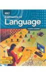 Elements of Language, 4th Course - Judith L. Irvin, Richard T. Vacca, Lee Odell