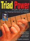 Triad Power for Guitar [With CD] - Mark Hanson