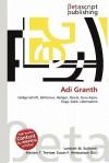 Adi Granth - Lambert M. Surhone, Mariam T. Tennoe, Susan F. Henssonow