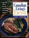 LIGHT COOKING Canadian Living's Best - Elizabeth Baird