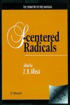 S-Centered Radicals - Zeev B. Alfassi