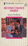 Second Chance Family - Laura Anthony