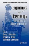 Ergonomics and Psychology: Developments in Theory and Practice - Olexiy Ya Chebykin, Waldemar Karwowski