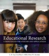 Educational Research: Competencies for Analysis and Applications Plus MyEducationLab with Pearson eText -- Access Card Package (10th Edition) - Lorraine R. Gay, Geoffrey E. Mills, Peter W. Airasian