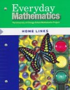 Everyday Mathematics Home Links Kindergarten K - Jean Bell, Max Bell, David W. Beer, Dorothy Freedman, Nancy Guile Goodsell