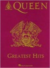 Queen - Greatest Hits (Guitar Recorded Version) - Hal Leonard Publishing Company