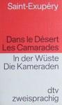 Le Desert, Les Camarades / In der Wüste, Die Kameraden - Antoine de Saint-Exupéry, Henrik Becker
