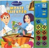 Disney Pixar Ratatouille Storybook and Movie Player (Rd Innovative Book and Player Format) - Cynthia Stierle