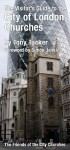 The Visitor's Guide To The City Of London Churches - Tony Tucker, Simon Jenkins