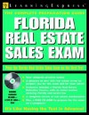 Florida Real Estate Sales Exam [With CDROM] - Learning Express LLC, Daniel J. Taddeo