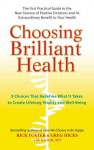 UC_Happiness & Health: 9 Choices That Unlock the Powerful Connection Between the TwoThings We Want Most - Greg Hicks, Rick Foster