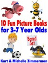 10 Fun Picture Books for 3-7 Year Olds Boxed Set (Perfect for Bedtime and Early Readers) - Michelle Zimmerman, Kurt Zimmerman