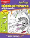 Highlights(tm) Favorite Hidden Pictures(r) Wildlife Puzzles - Highlights for Children
