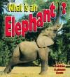 What Is an Elephant? - Bobbie Kalman, John Crossingham