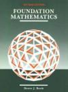 Foundation Mathematics - Dexter J. Booth