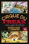 The Lake of Souls - Darren Shan, Takahiro Arai