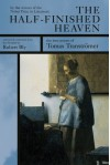 The Half-Finished Heaven - Tomas Tranströmer, Robert Bly
