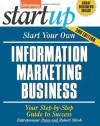 Start Your Own Information Marketing Business (StartUp Series) - Entrepreneur Press, Robert Skrob